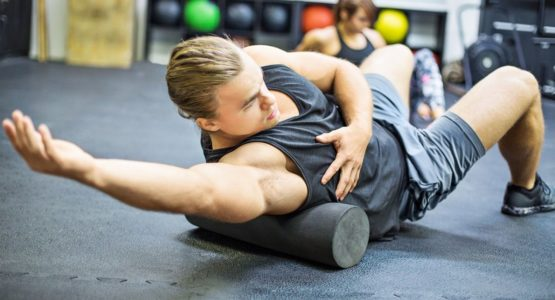 Undo the Day Foam Roller Sequence Warm-Up