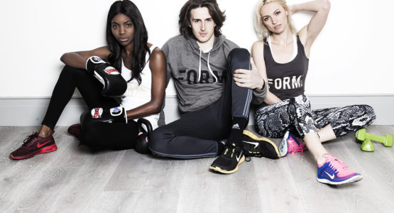 FORM Clothing Range....is here