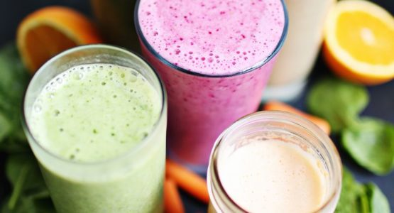 Tanya Borowski's Breakfast Smoothie
