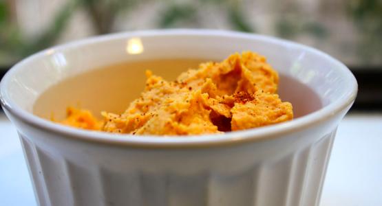 Tanya Borowski's Sweet Potato Hummus