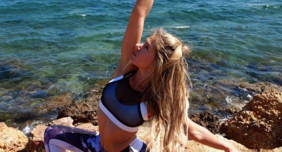 THE ANYWHERE, ANYTIME BEACH BUNNY WORKOUT