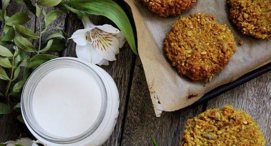 Immune Boosting Turmeric Cookies