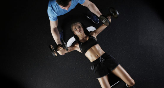 Dedicated, highly professional personal training in your area