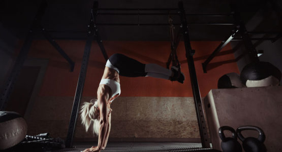 TRX – when you don't just want to get fit, you want to TRANSFORM!