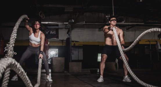 HIIT Training in Notting Hill – Fast, furious and fun!
