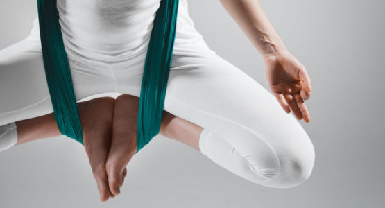 Aerial Yoga London – A powerful blend of yoga, Pilates and dance