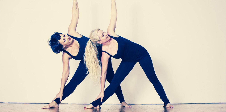 Ballet Barre Class Notting Hill Combining Ballet Pilates Dance Yoga