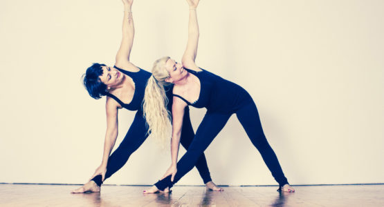 A brilliant ballet barre workout close to home in Notting Hill